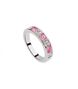 ékszer webshop Egyedi kövekkel díszített elegáns gyűrű