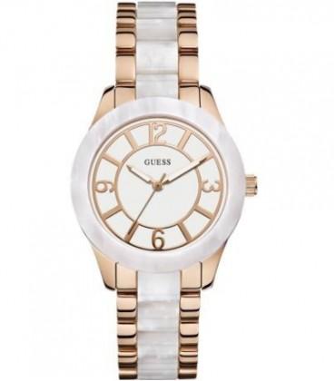 márkás óra olcsón GUESS Goddess női karóra W0074L2