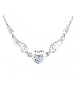 Angyalszárny ezüst nyaklánc