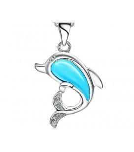 Ezüst delfin medál