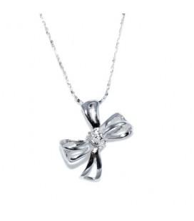 ékszer webshop Masni ezüst medál nyaklánccal