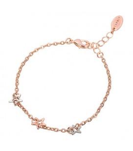 ESPRIT női karóra + karkötő szett ES108082003 Rózsaarany
