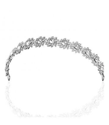 7b6a83c15f Különleges Exkluzív, ragyogó kristályos esküvői fejdísz olcsó áron ...