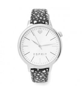 Esprit bőr szíjas, szív mintás karóra ES906562006