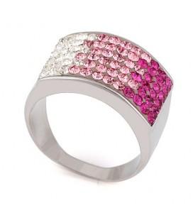 Színátmenetes gyűrű nemesacélból