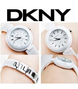 DKNY fehér kerámia karóra NY8550