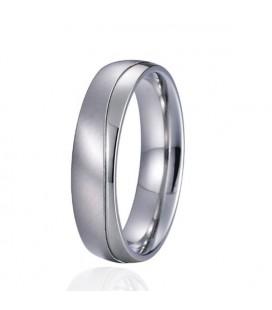 Prémium férfi nemesacél karikagyűrű