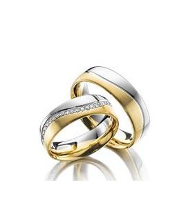 Nemesacél Karikagyűrű