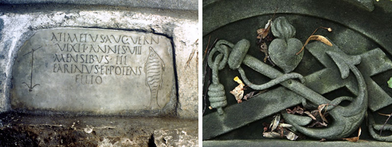 Anchor szimbólum eredete