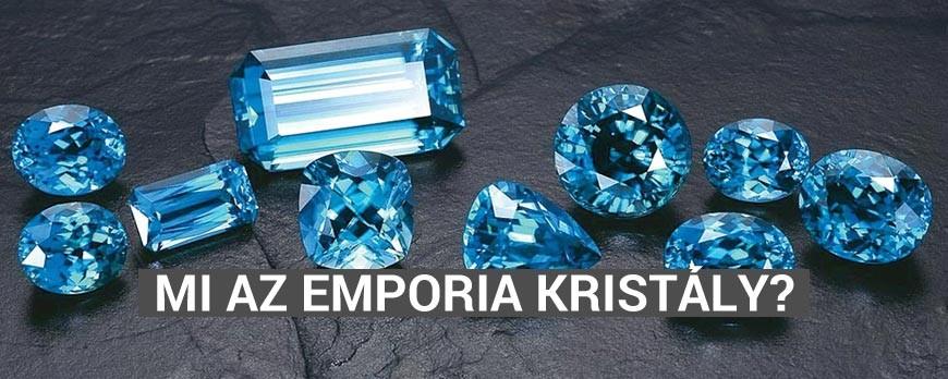 07645b465 Mi az Emporia kristály? - Ékszer Blog