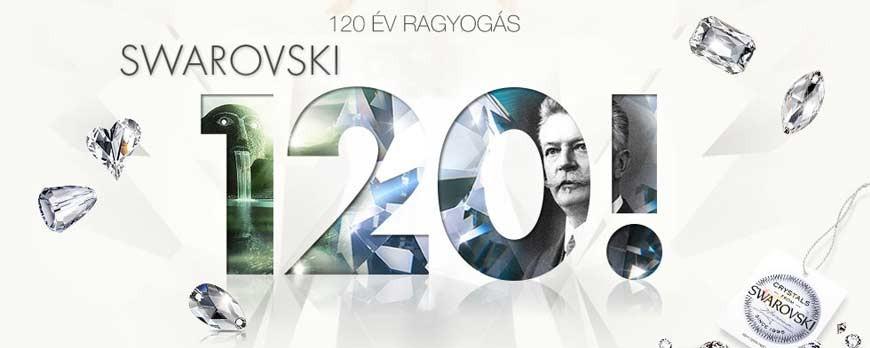 Swarovski Ékszerek: 120 év ragyogás