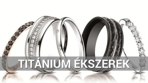 Titánium ékszer tulajdonságai