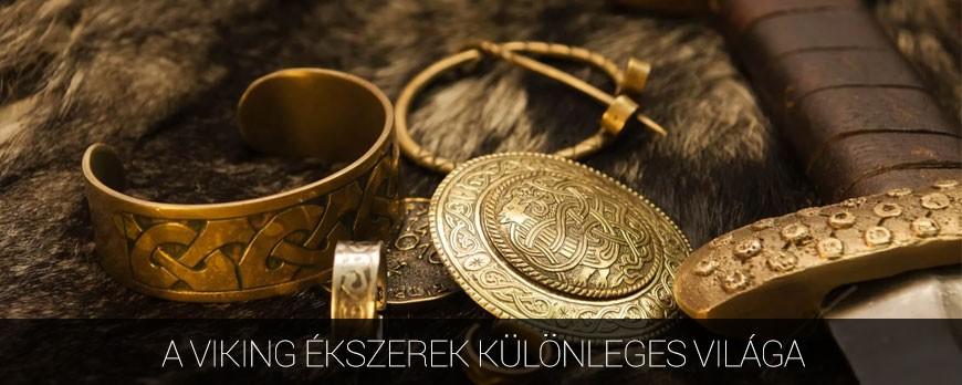 A viking ékszerek különleges világa